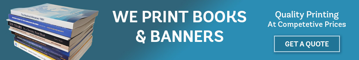 BOOK AND BANNER PRINTING