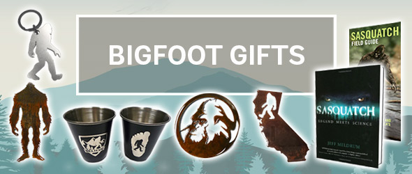 Bigfoot and Sasquatch Gifts