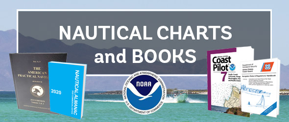 Nautical Charts and Books