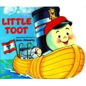 Board Books :Little Toot, Board Book