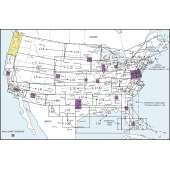 Enroute Charts :FAA Chart:  Enroute Low Altitude L 1/2