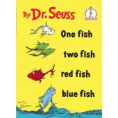 Books for Aquarium Gift Shops :One Fish, Two Fish, Red Fish, Blue Fish (Hardcover)