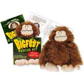Bigfoot Novelty Gifts :BIGFOOT RESCUE KIT