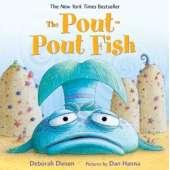 Board Books :The Pout-Pout Fish: Board book