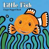 Fish, Sealife, Aquatic Creatures :Little Fish: Finger Puppet Book