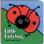 Butterflies, Bugs & Spiders :Little Ladybug: Finger Puppet Book
