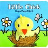 Board Books :Little Chick: Finger Puppet Book