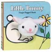 Board Books :Little Bunny: Finger Puppet Book