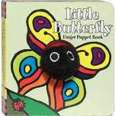 Board Books :Little Butterfly: Finger Puppet Book