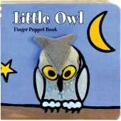 Board Books :Little Owl: Finger Puppet Book