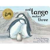 Board Books :And Tango Makes Three
