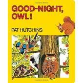 Board Books :Good-Night, Owl!