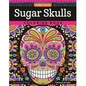 Coloring Books :Sugar Skulls Coloring Book