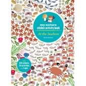 Fish, Sealife, Aquatic Creatures :My Nature Sticker Activity Book: At the Seashore