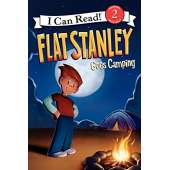Young Readers :Flat Stanley Goes Camping