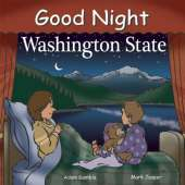 Board Books :Good Night Washington State