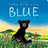 Board Books :Baby Bear Sees Blue