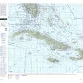 VFR World Aeronautical Charts :FAA CHART: Caribbean VFR Aeronautical Chart 1