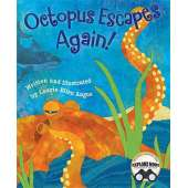 Fish, Sealife, Aquatic Creatures :Octopus Escapes Again