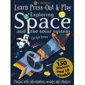 Space & Astronomy for Kids :Learn, Press-Out & Play: Exploring Space and the Solar System