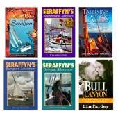 Lin & Larry Pardey Books & DVD's :Pardey Complete Narrative Book Package Deal