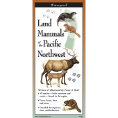 Pacific Northwest Field Guides :Land Mammals of the Pacific Northwest