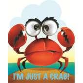 Board Books: Aquarium :I'm Just A Crab