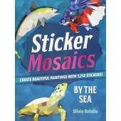 Activity Books: Aquarium :Sticker Mosaics: By the Sea