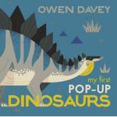 Pop-Up Books :My First Pop-Up Dinosaurs: 15 Incredible Pop-ups
