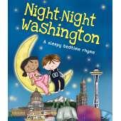 For Kids: Washington :Night-Night Washington