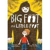 Bigfoot for Kids :Big Foot and Little Foot (Book #1)