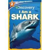 Sharks :Discovery Leveled Readers: I Am a Shark (Level 2)