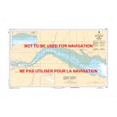 Quebec Region Charts :CHS Chart 1201: Saint-Fulgence à/to Saguenay