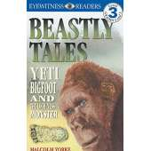 Bigfoot for Kids :DK Readers: Beastly Tales (Level 3: Reading Alone)