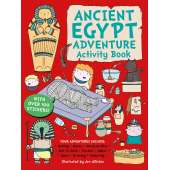 History for Kids :Ancient Egypt Adventure Activity Book