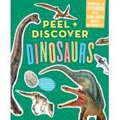 Activity Books: Dinos :Peel + Discover: Dinosaurs