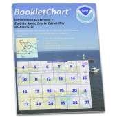 Gulf Coast Charts :NOAA BookletChart 11315: Intracoastal Waterway Espiritu Santo Bay to Carlos Bay Including San A.