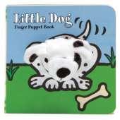 Farm & Domestic Animals :Little Dog: Finger Puppet Book
