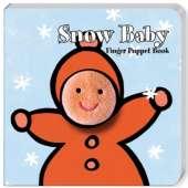 Finger Puppet Books :Snow Baby: Finger Puppet Book