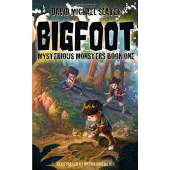 Bigfoot for Kids :Mysterious Monsters Book One: Bigfoot