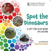 Board Books: Dinos :Spot the Dinosaurs