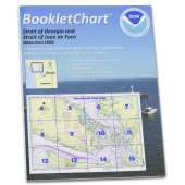 Pacific Coast Charts :NOAA BookletChart 18400: Strait of Georgia and Strait of Juan de Fuca