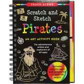 Pirates :Scratch & Sketch Pirates