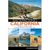 California Travel & Recreation :Backpacking California: Mountain, Foothill, Coastal & Desert Adventures in the Golden State