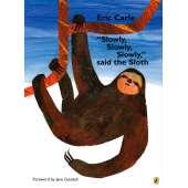 """Jungle & Zoo Animals :""""Slowly, Slowly, Slowly,"""" said the Sloth"""