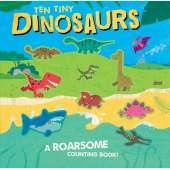 Dinosaurs & Reptiles :Ten Tiny Dinosaurs