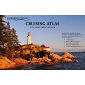 Pacific Northwest Travel & Recreation :Cruising Atlas for Northwest Waters 2019 Edition