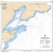 Atlantic Region Charts :CHS Chart 4376: Louisbourg Harbour
