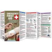 Wilderness & Survival Field Guides :Emergency First Aid