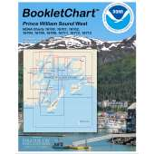 Alaska Charts :Prince William Sound BookletChart (West)